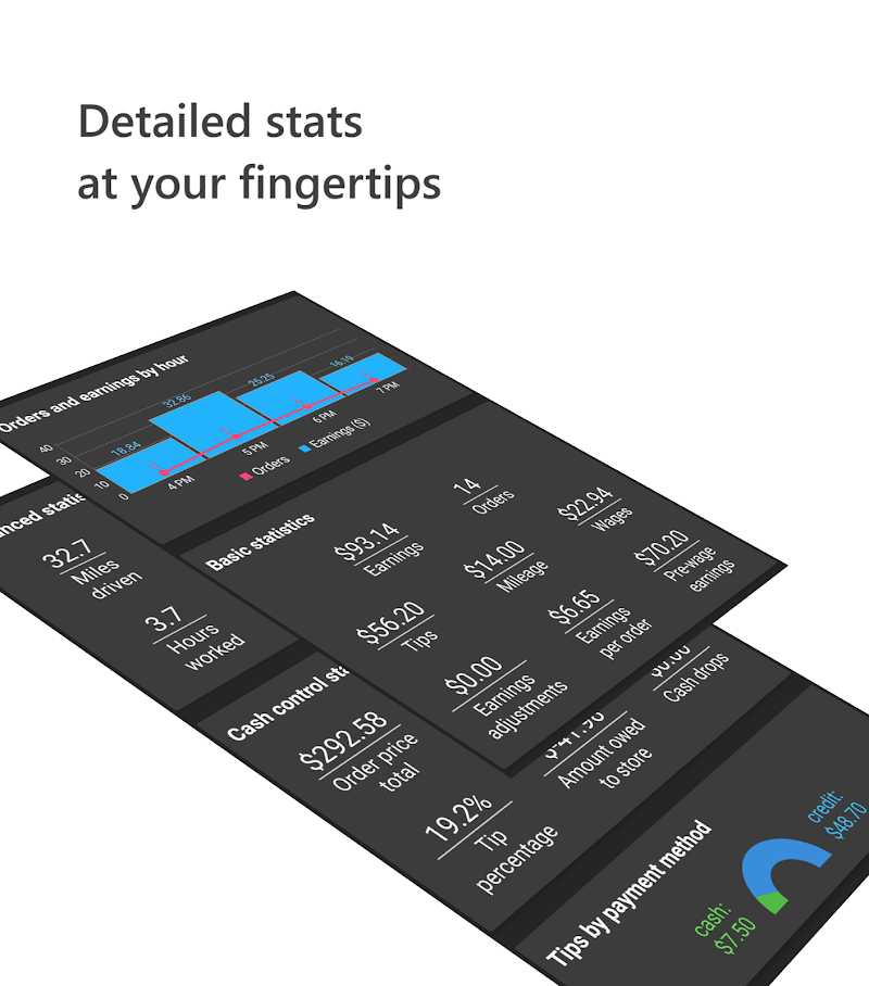 Delivery Tip Tracker Pro Screenshot 3