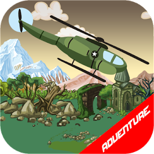 Warrior helicopter adventure - náhled