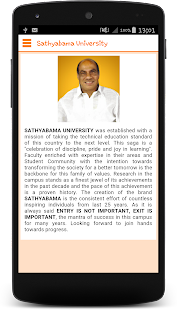 Sathyabama University- screenshot thumbnail