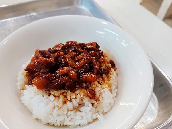 北北車魯肉飯:臺味好食 文青魯肉飯排骨酥湯-台北車站 Kao空食客
