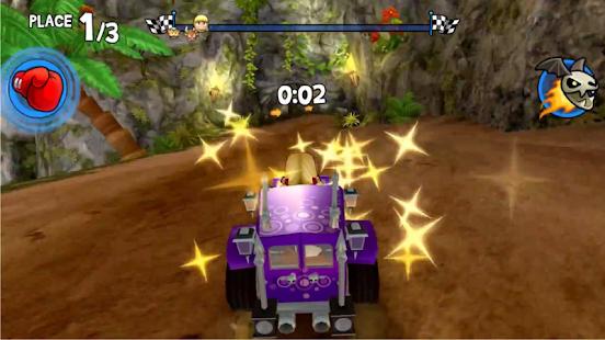 CHEAT Beach Buggy Racing - náhled