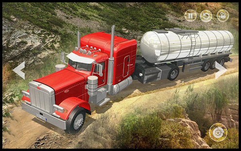 Oil Transporter : Tanker Driving Simulator Game 3D - náhled
