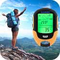 Find my Height above Sea level: Altimeter App icon