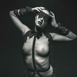 Fifty Shades by Wang David - Nudes & Boudoir Artistic Nude