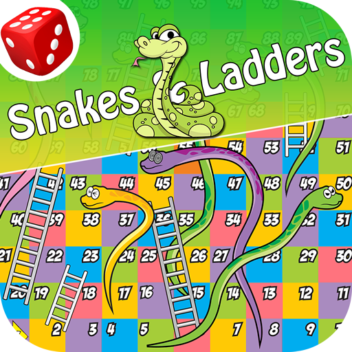 Snakes & Ladders Star Game