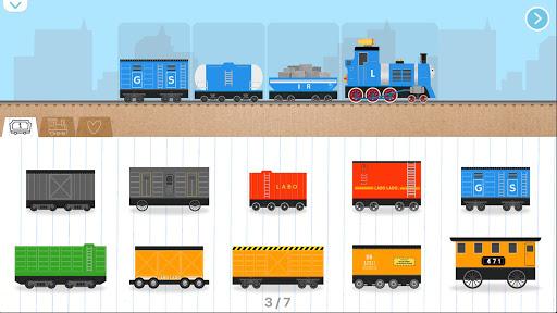Labo Brick Train Build Game For Kids & Toodlers apkdebit screenshots 6