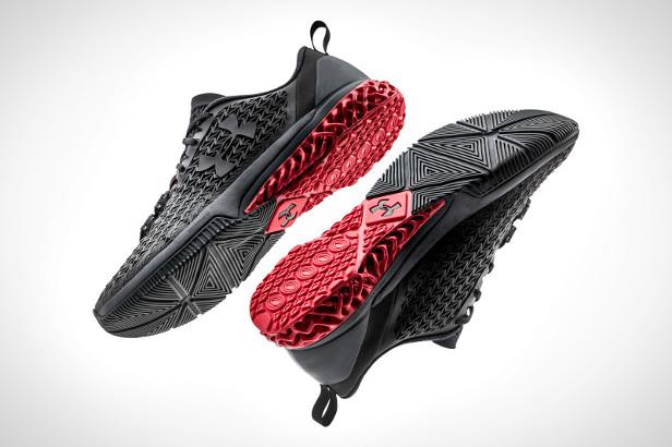 Under Armour и Autodesk представили индивидуальные кроссовки, напечатанные на 3D-принтере