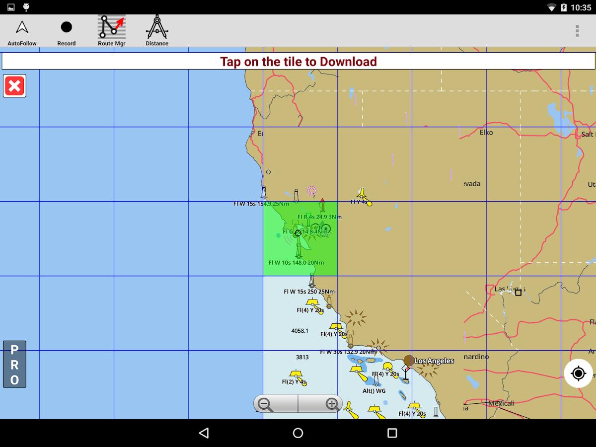 I Boating Marine Charts Amp Lake Fishing Maps Android Apps