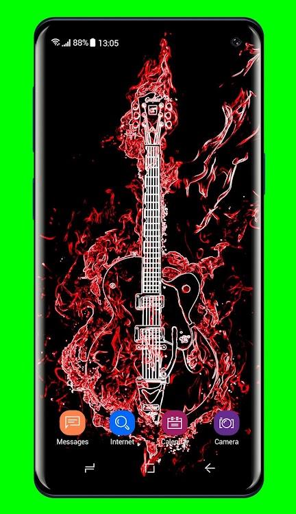 Guitar Wallpaper 4k Android Applications Appagg