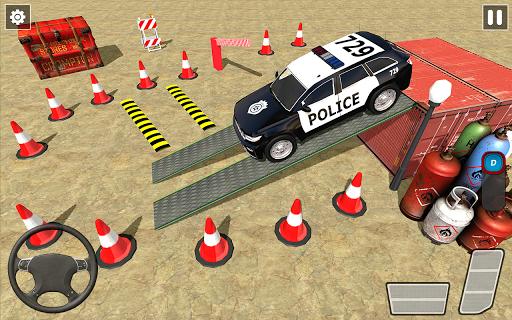 Crazy Traffic Police Car Parking Simulator 2020 5.30 Screenshots 2