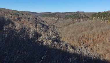 Photo: Dismal Hollow looking westward
