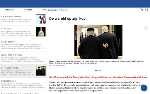 De Telegraaf Krant screenshot 8