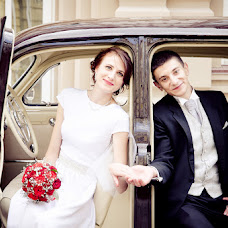 Wedding photographer Elena Svechkova (OlenaArt). Photo of 15.09.2014