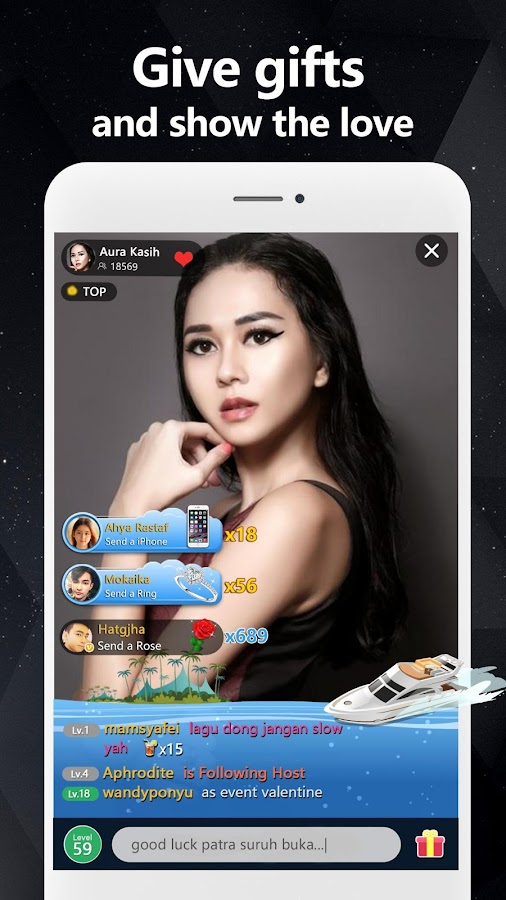 Nonolive - Live streaming- screenshot