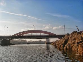 Photo: Most Trzebnicki-za nim jaz