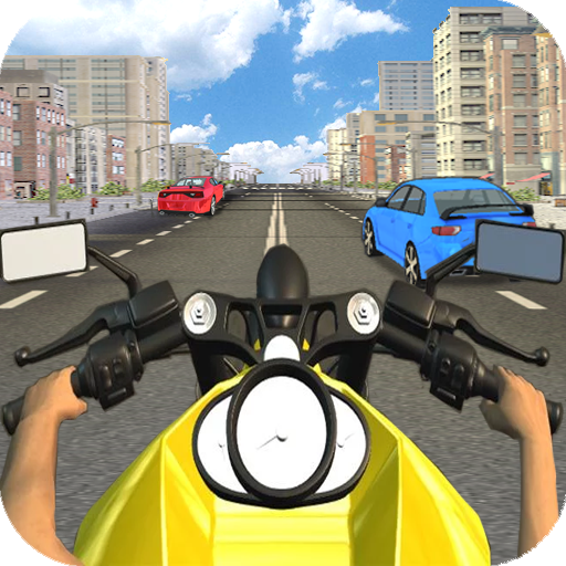 Speed Moto Rider