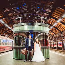 Wedding photographer Przemyslaw Krys (PrzemekKrys). Photo of 14.01.2018