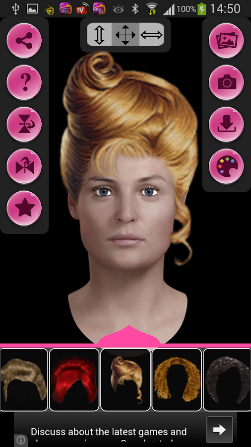 Women Hair Style Changer Android Apps On Google Play - Hairstyle changer apk download