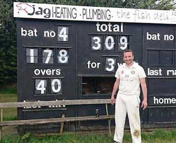 Foulkes hits club record