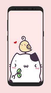 Girly Wallpapers ♥ Cute Background screenshot 2