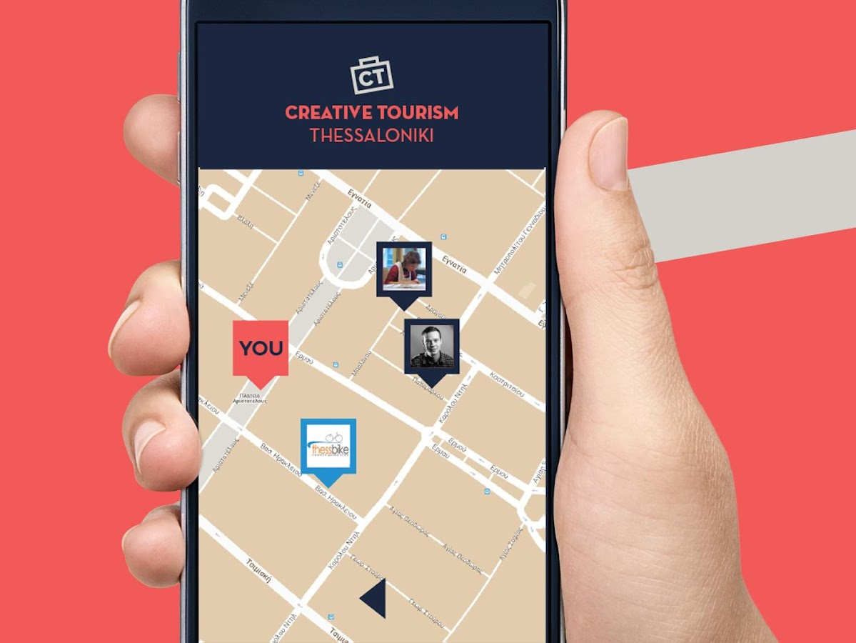 Creative Tourism Thessaloniki- screenshot