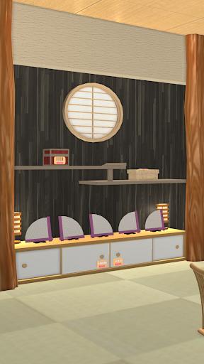 TsukimiNight -EscapeGame- لقطات شاشة 1