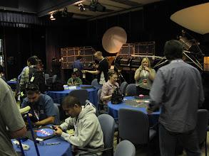 Photo: Mockup of the Mars Reconnaissance Orbiter