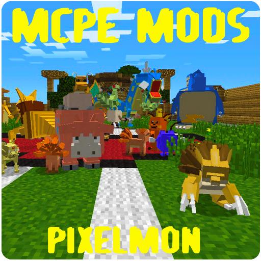 Pixelmon Mod for McPE