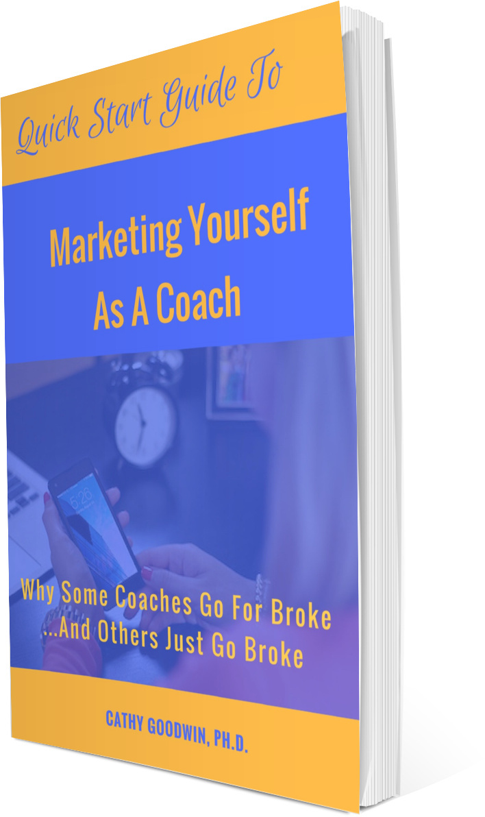 becoming a life coach and finding new clients for  your coaching practice