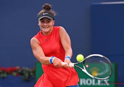 Bianca Andreescu a perdu la finale du tournoi d'Auckland contre Julia Görges