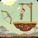 Gibbets 2: Bow Arcade Puzzle icon