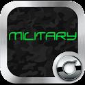 Military Camo Solo Theme icon