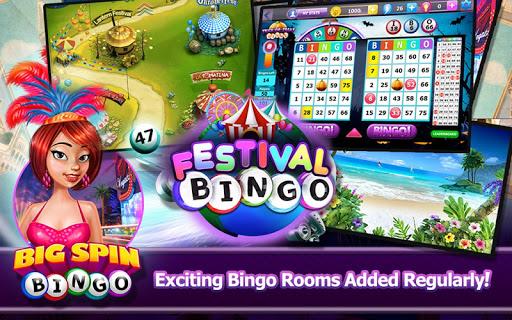 Big Spin Bingo | Free Bingo