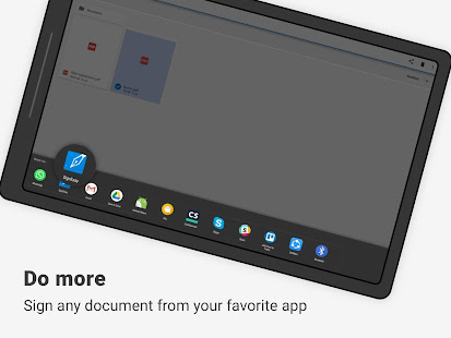 sign pdf files on android tablet