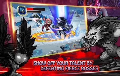 Ninja fight- screenshot thumbnail