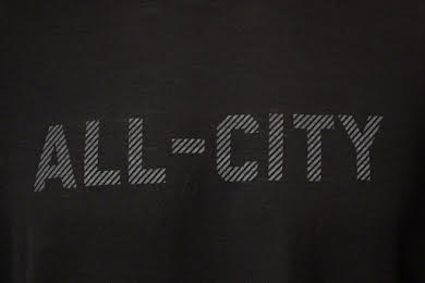 All-City Merino Logo T-Shirt - Black alternate image 0