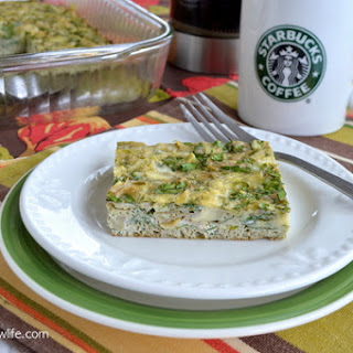 Spinach Jalapeno Cheese Casserole Recipes