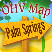 CTUC Palm Springs Trail Map