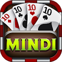 Mindi - Desi Indian Card Game Free Mendicot icon