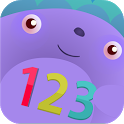 Domi Domi Numbers Counting 123 Kids Early Numeracy icon