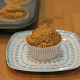 Plant-based Sweet Potato Muffins