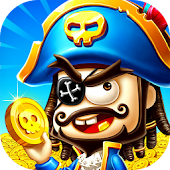 Pirate Master: Coin Raid Island Battle Adventure