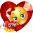 Love chat stickers 1.4 Apk