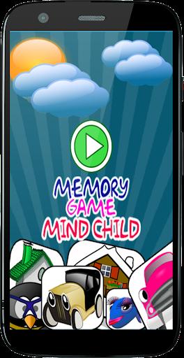 Memory Game Mind Kids