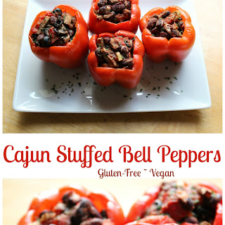 Cajun Stuffed Bell Peppers Recipes