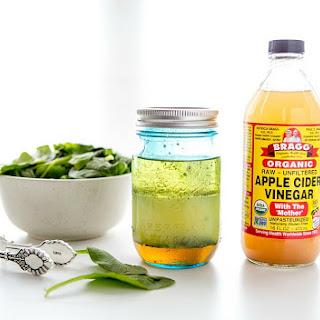 The Basic Apple Cider Vinegar Salad Dressing.