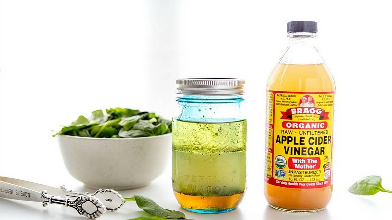 Potato Salad With Apple Cider Vinegar And Olive Oil