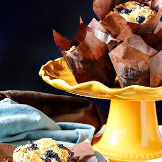 Ritz Carlton Blueberry Muffins Recipe