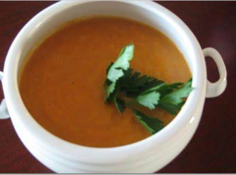 Pumpkin Bisque Recipe