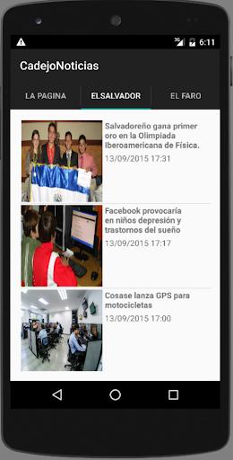 Cadejo Noticias